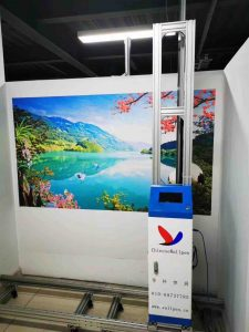 3D wall printing machine