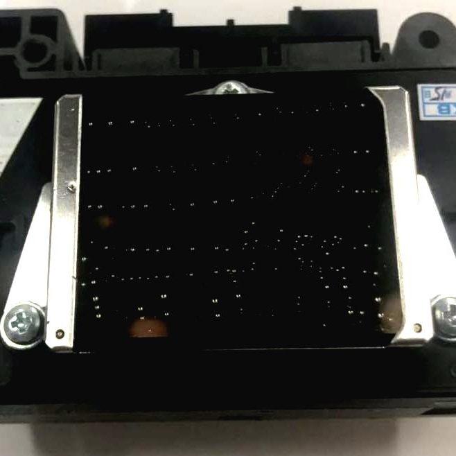 Print nozzle of wall printing machine